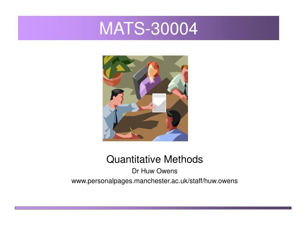 MATS-30004