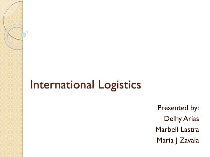 International logistics l.jpg