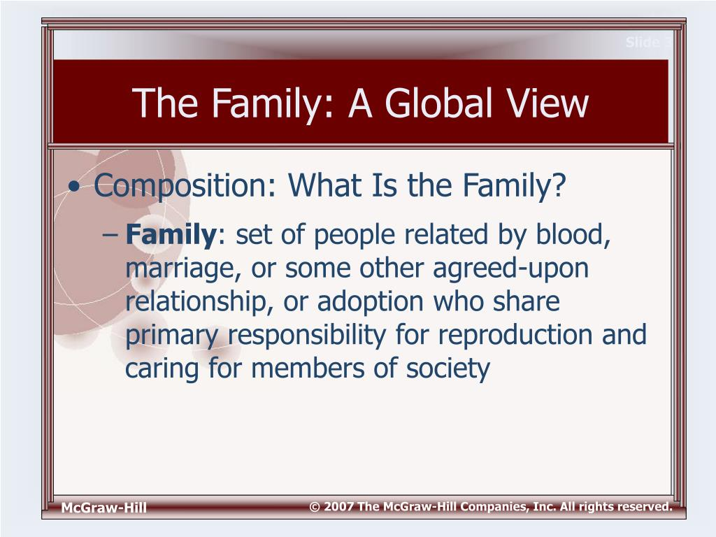 sociology and marriage