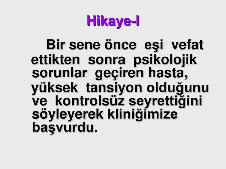 Hikaye