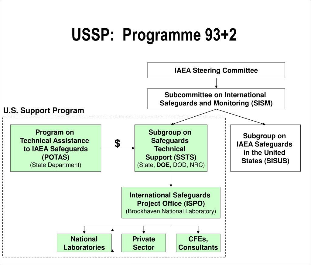 IAEA Steering Committee