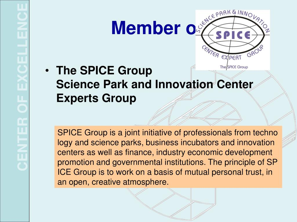 The SPICE Group