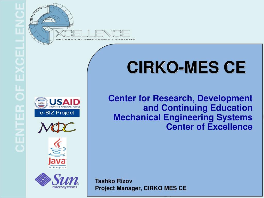 CIRKO-MES CE