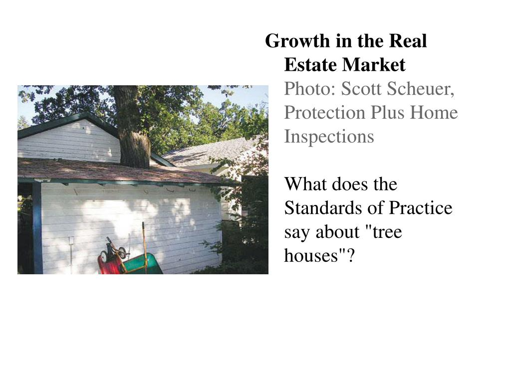 Growth in the Real Estate Market