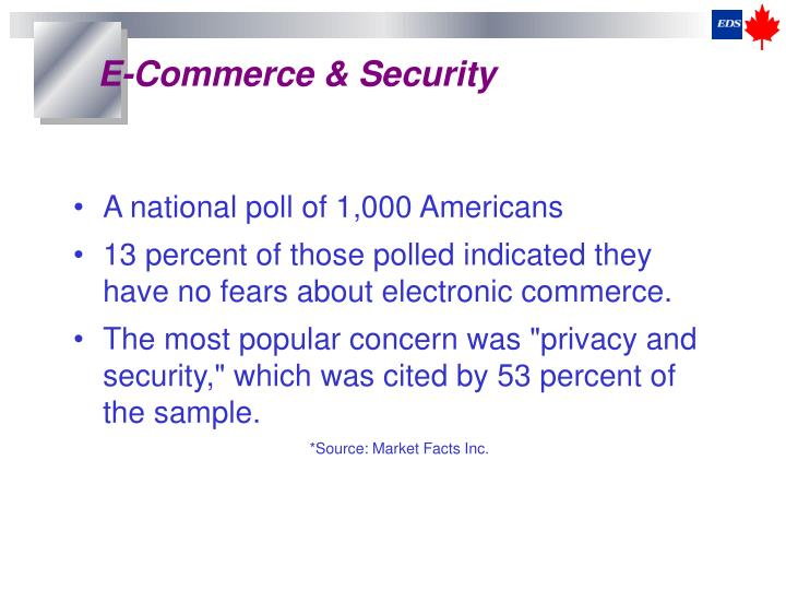 E commerce security