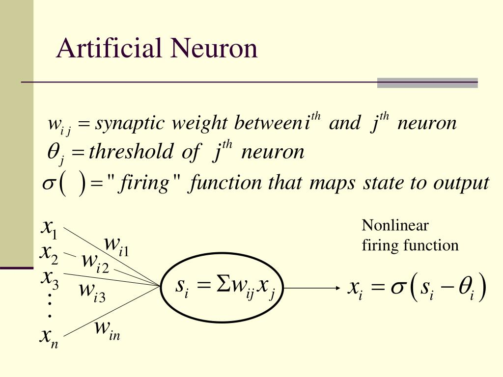 Artificial Neuron