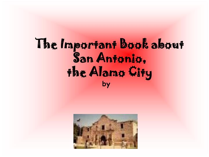 book report on the alamo Whether you need a car rental for your business or vacation, hertz has a wide range of luxury,  accident report vehicle theft report vehicle recall procedure.