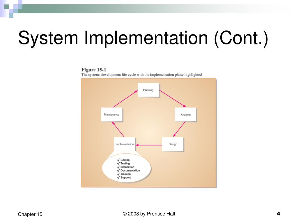 System Implementation (Cont.)