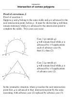intersection intersection of convex polygons60