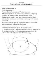 intersection intersection of convex polygons61