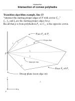 intersection intersection of convex polyhedra76