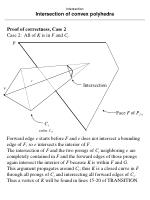 intersection intersection of convex polyhedra83