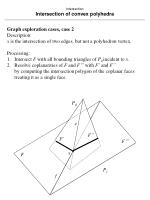 intersection intersection of convex polyhedra87