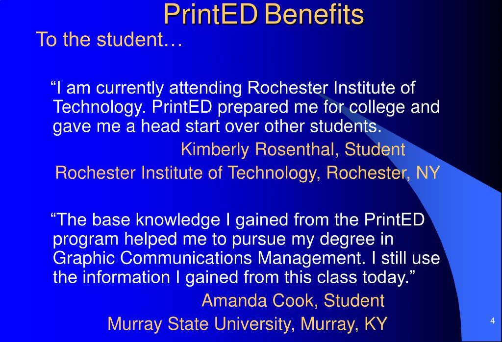 PrintED