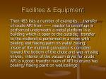 facilites equipment52
