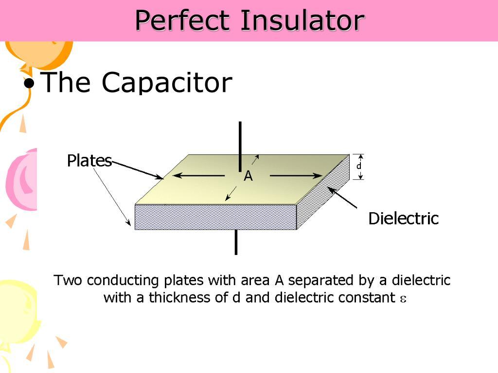 Perfect Insulator