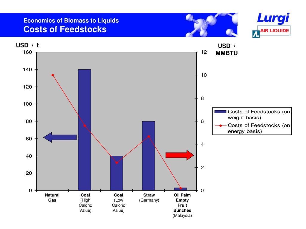 Economics of Biomass to Liquids