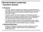 nevada student leadership transition summit16