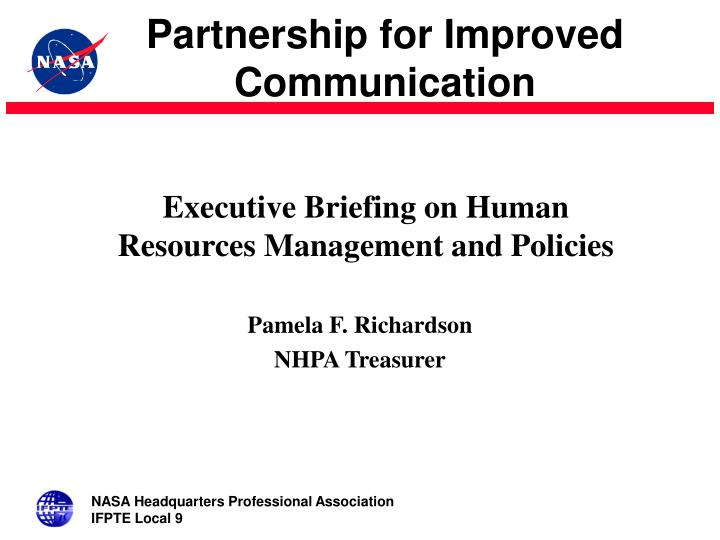 Executive briefing on human resources management and policies l.jpg