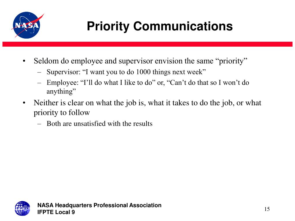 Priority Communications