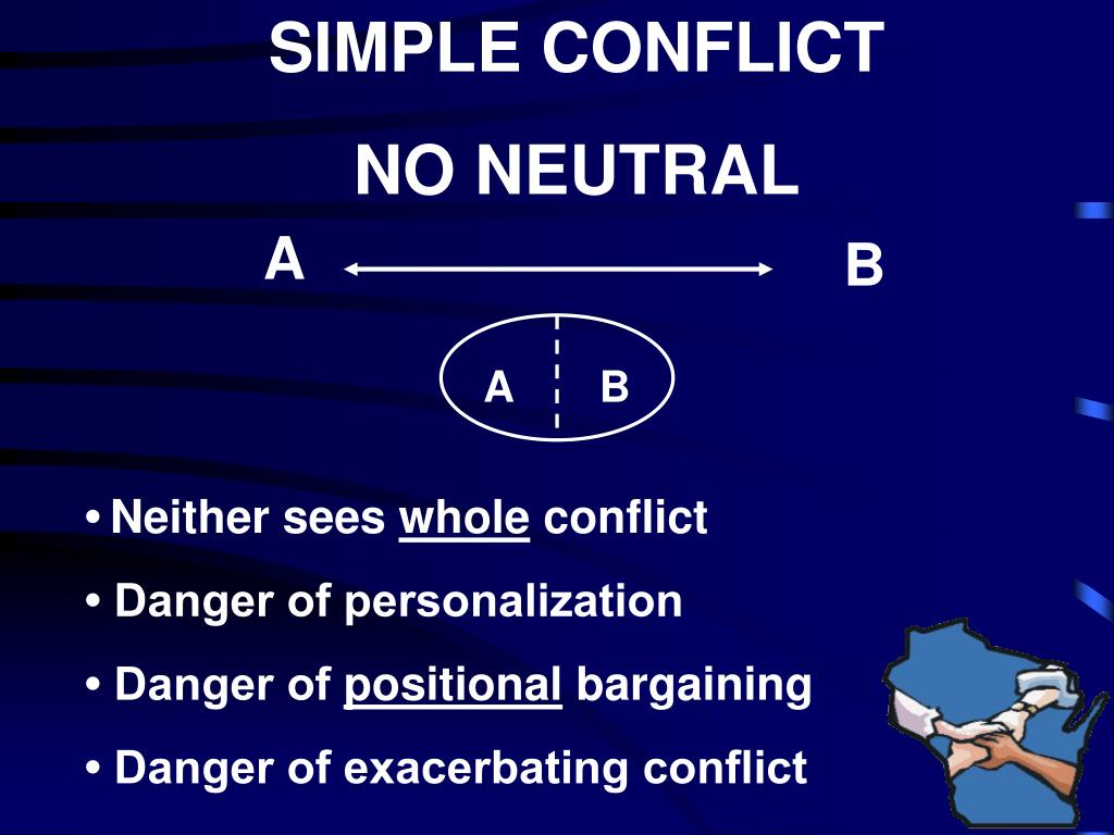 SIMPLE CONFLICT