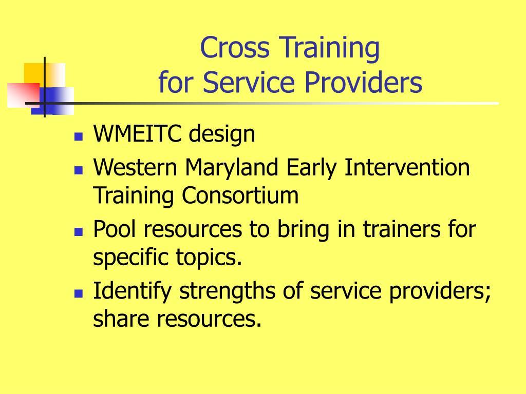 Cross Training
