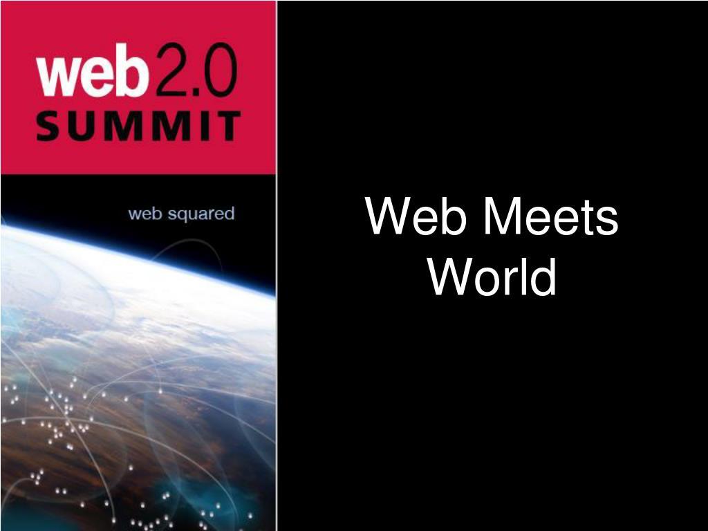 Web Meets World