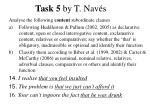 task 5 by t nav s