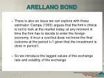arellano bond19