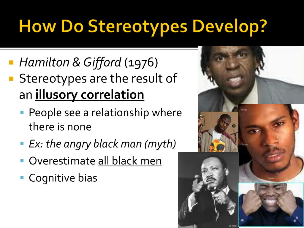 how do stereotypes affect how you're How do stereotypes affect the way we think and feel how do cultural issues affect society if you're african american coming to see a white counselor.