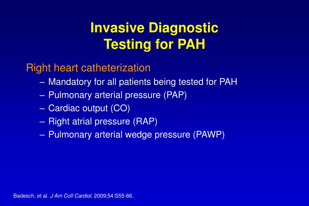 Invasive Diagnostic