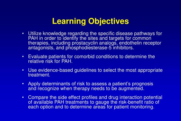 Learning objectives l.jpg