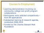 courses to employment9
