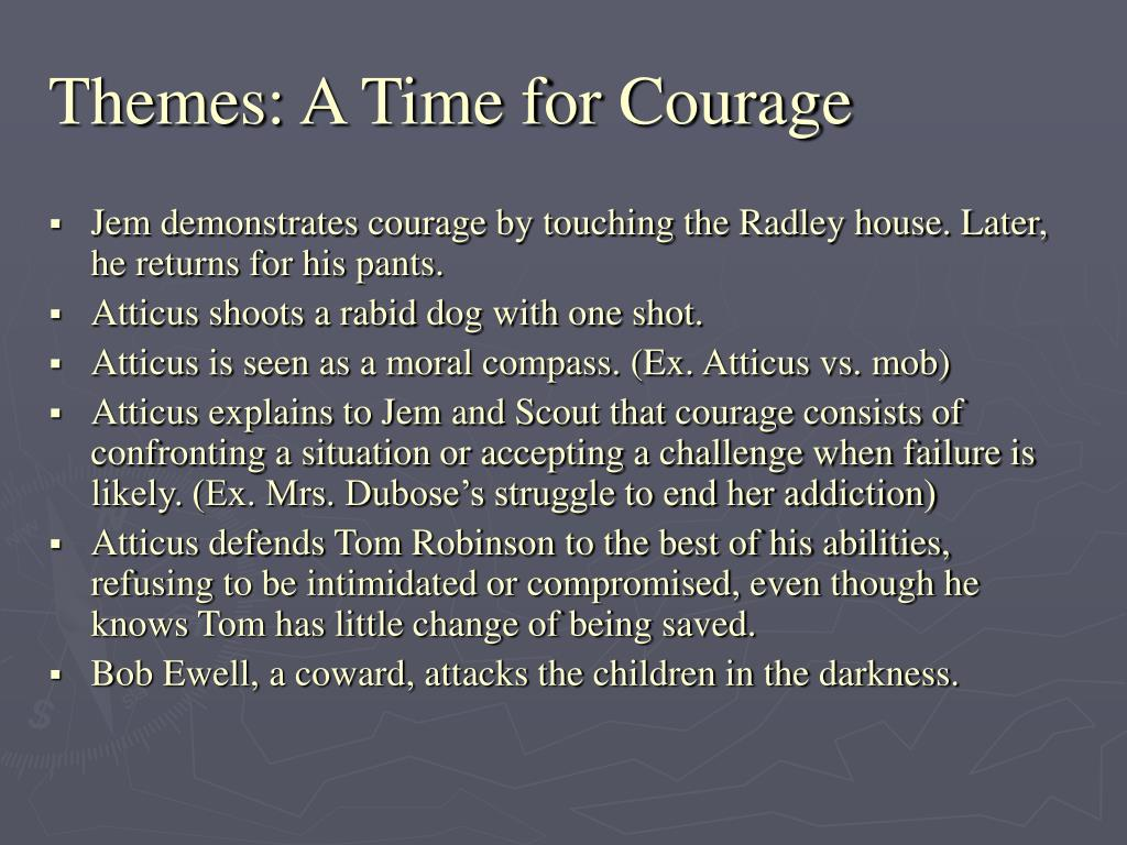 to kill a mockingbird courage and cowardice essay Essays to kill a mockingbird: atticus finch's courage had courage all throughout the story of to kill a mockingbird to kill a mockingbird: atticus finch.