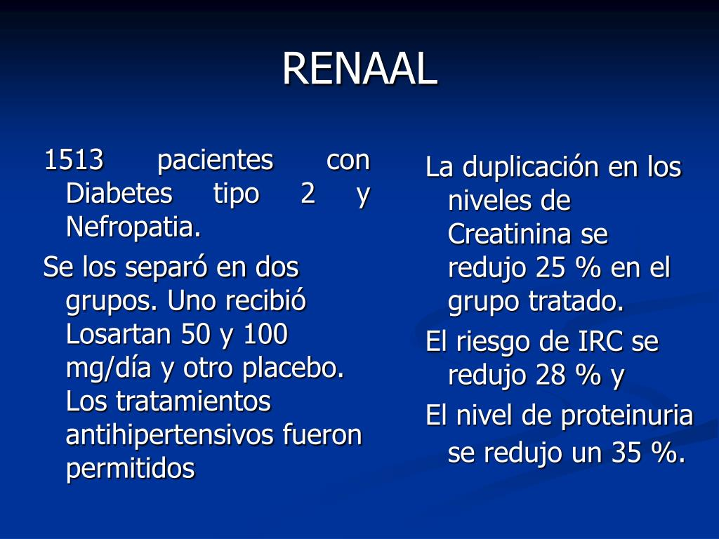 1513 pacientes con Diabetes tipo 2 y Nefropatia.