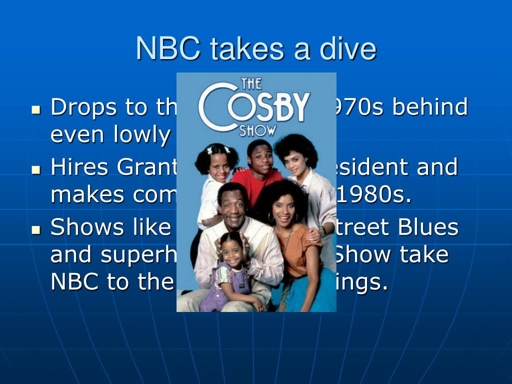 NBC takes a dive