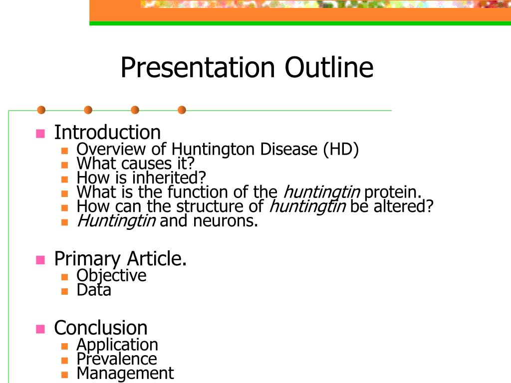 an overview of huntingtons disease introduction stages research and diagnosis