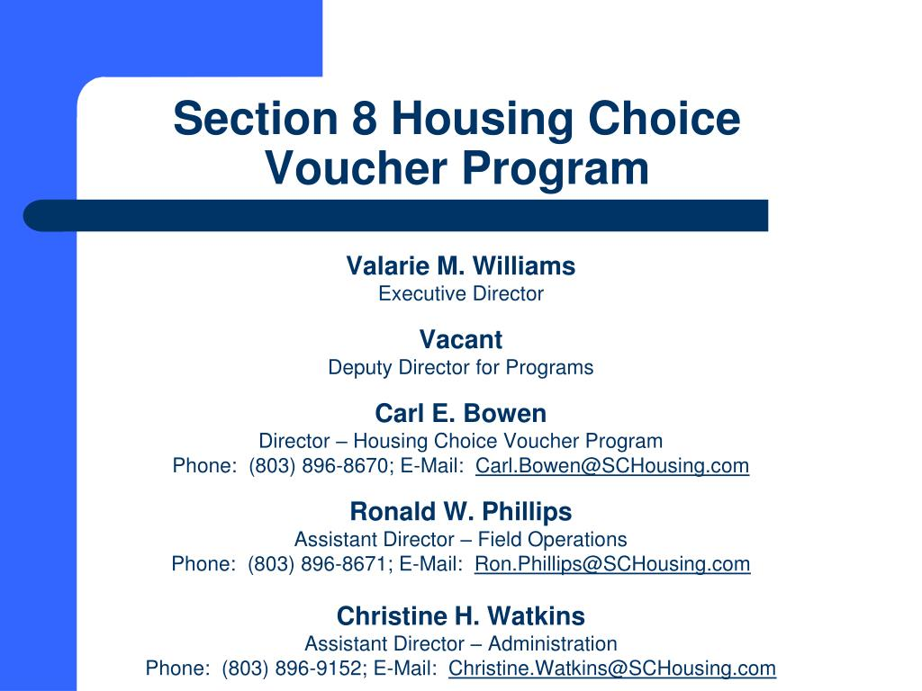 section 8 housing vouchers Housing choice voucher program (section 8) housing vouchers program,applicants for the housing choice voucher program may also ask to be placed on the waiting list for the public housing program hud also administers other subsidized programs and you may obtain a list of programs in.