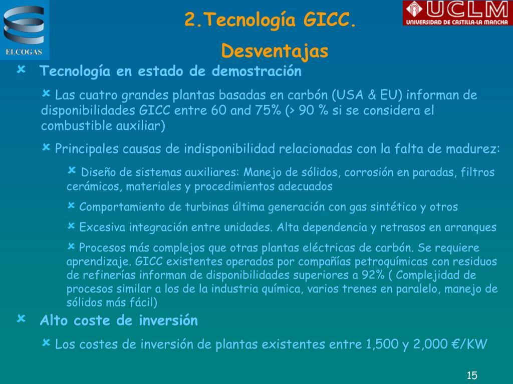Tecnología GICC.