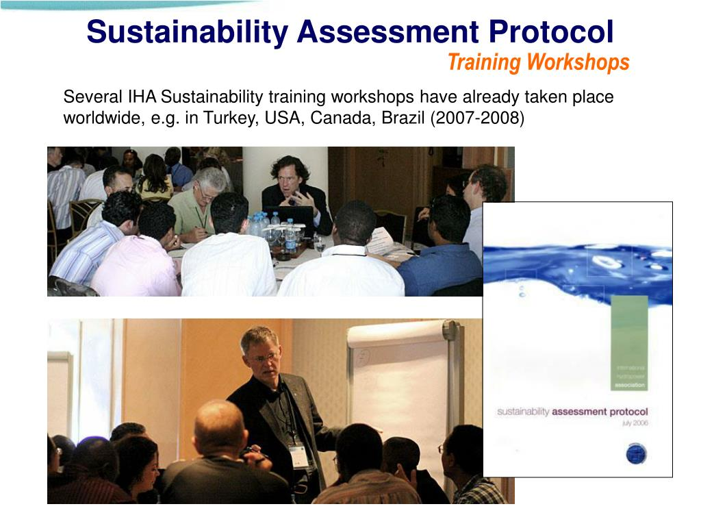 Sustainability Assessment Protocol