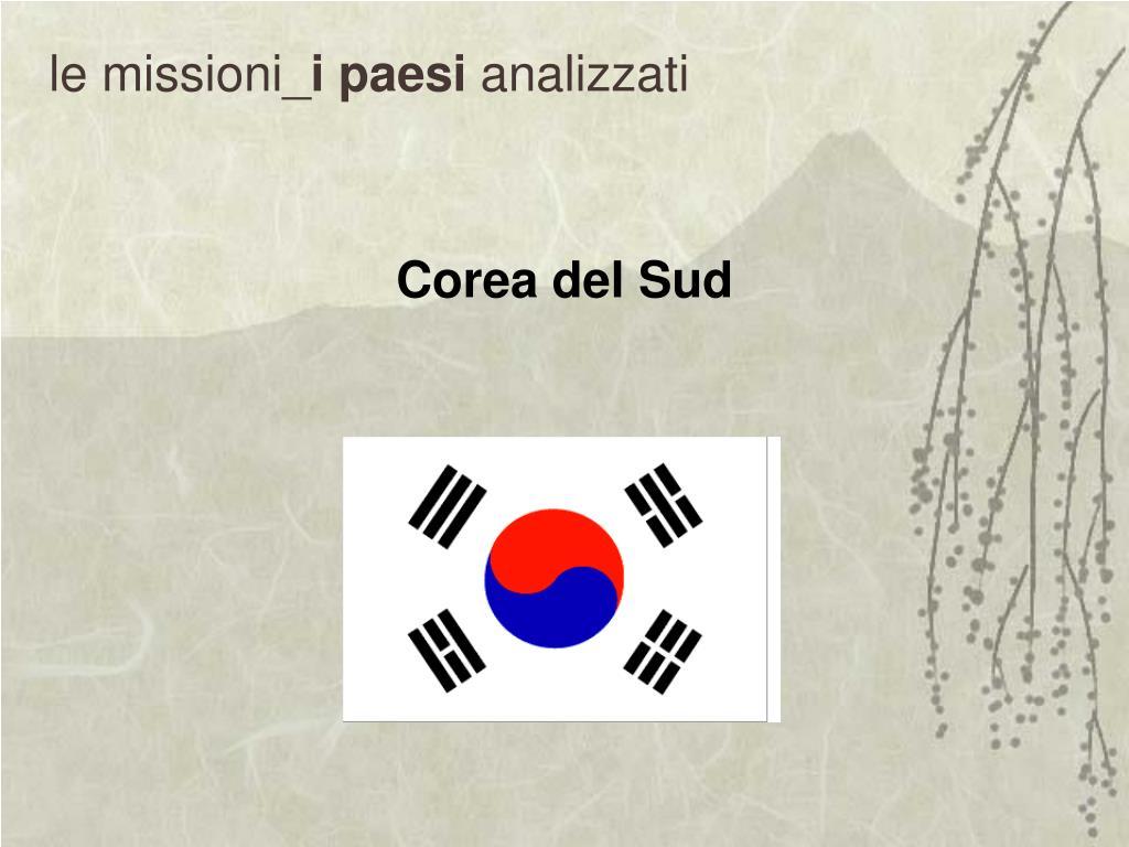 le missioni_