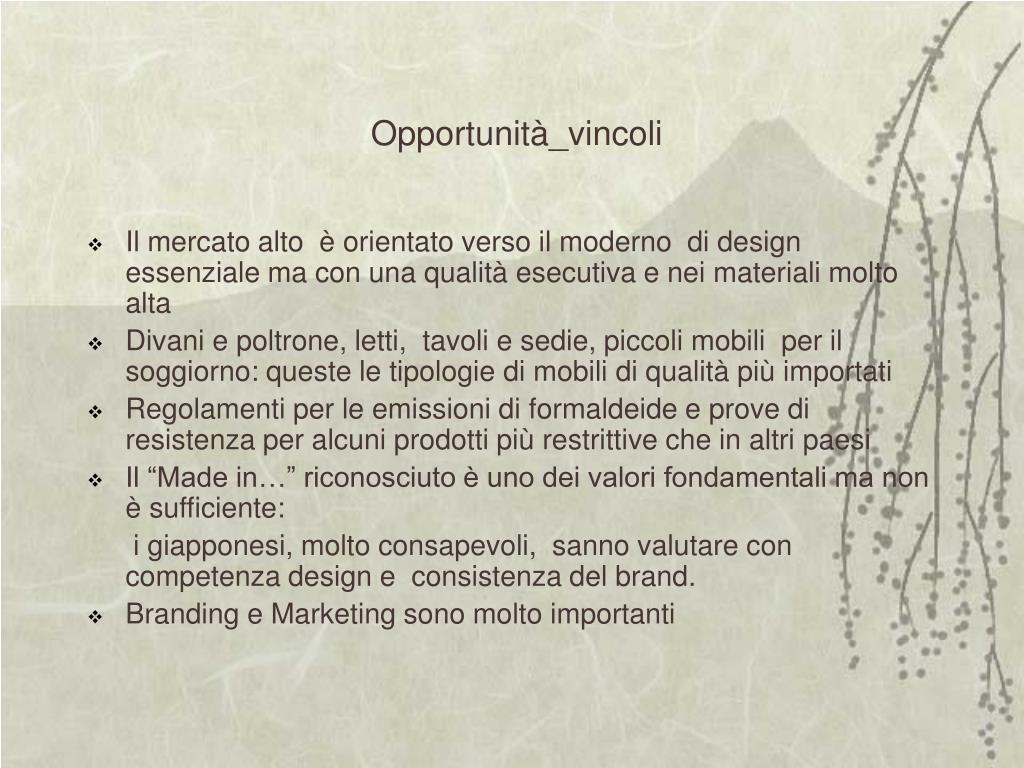Opportunità_vincoli
