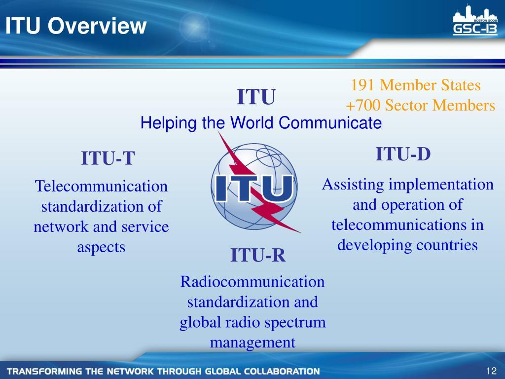ITU-D
