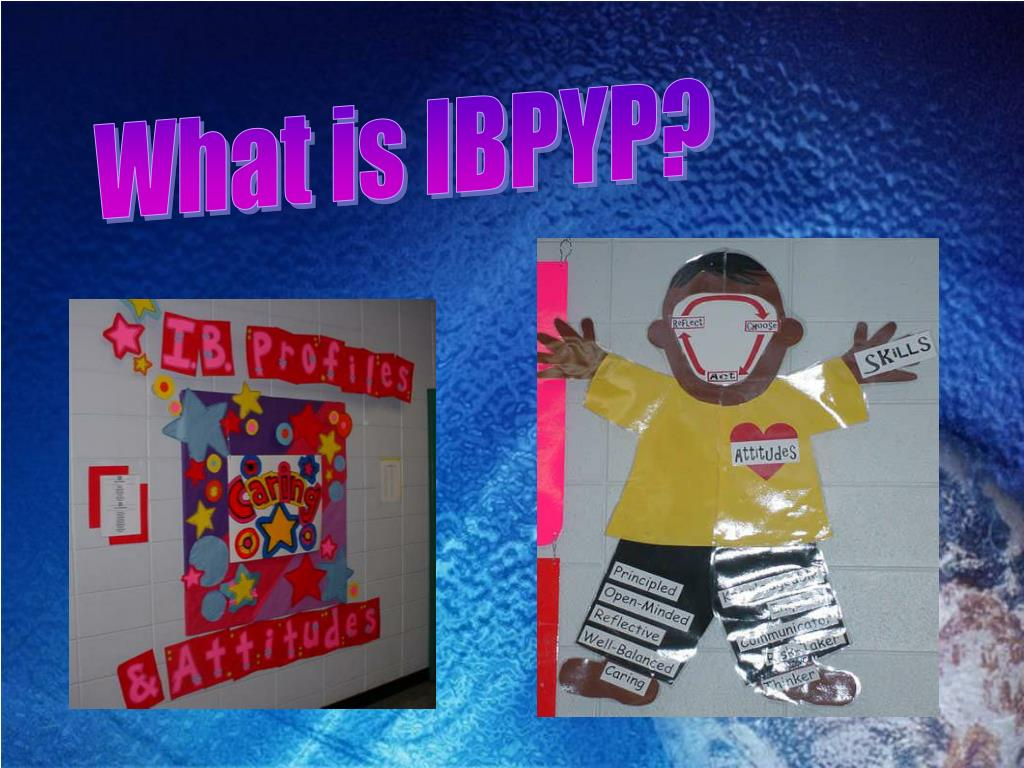 What is IBPYP?