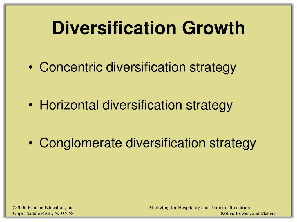 concentric diversification with example Concentric diversification is a grand strategy that involves the operations of a second business that benefits from access to the firm`s core competencies (pearce and robinson, 2010) concentric diversification is where a firm can diversify into a related business.