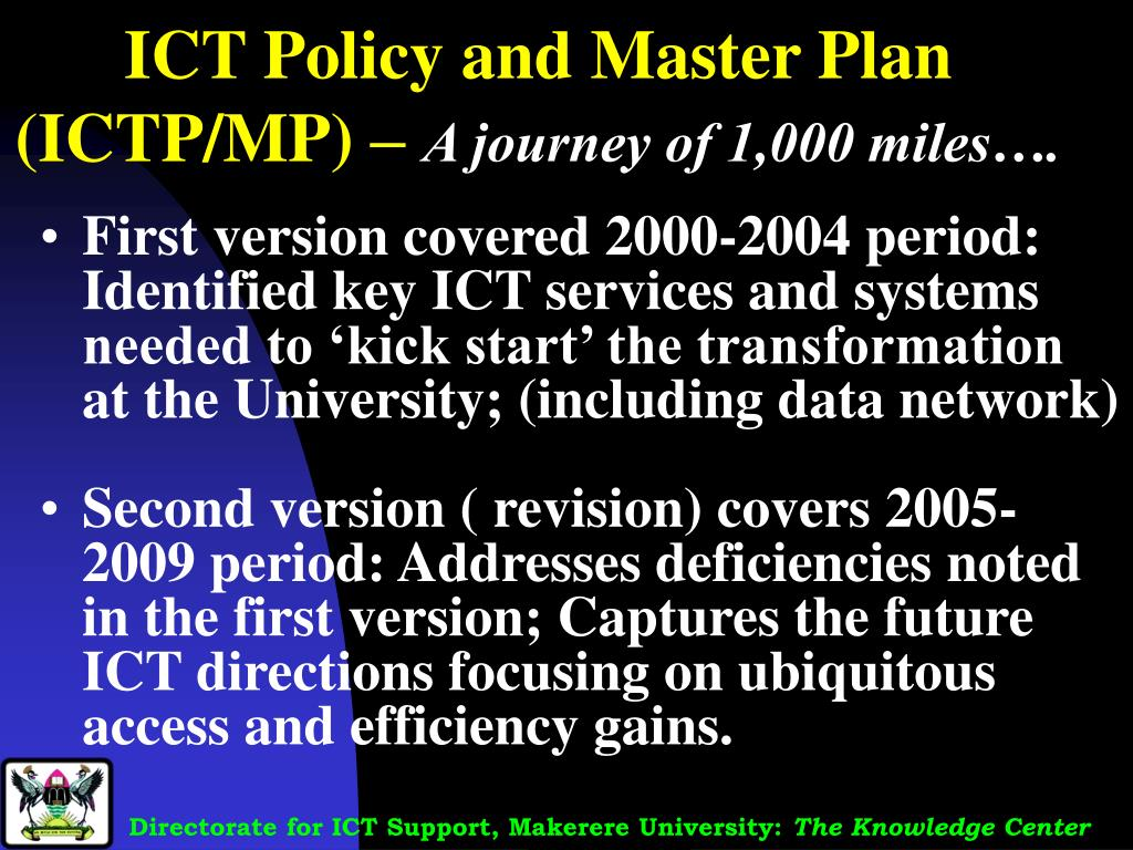 PPT - Makerere University makerere.ac.ug Integrating ICT ...