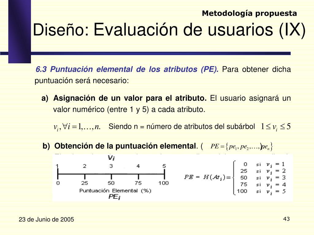 Siendo n = número de atributos del subárbol