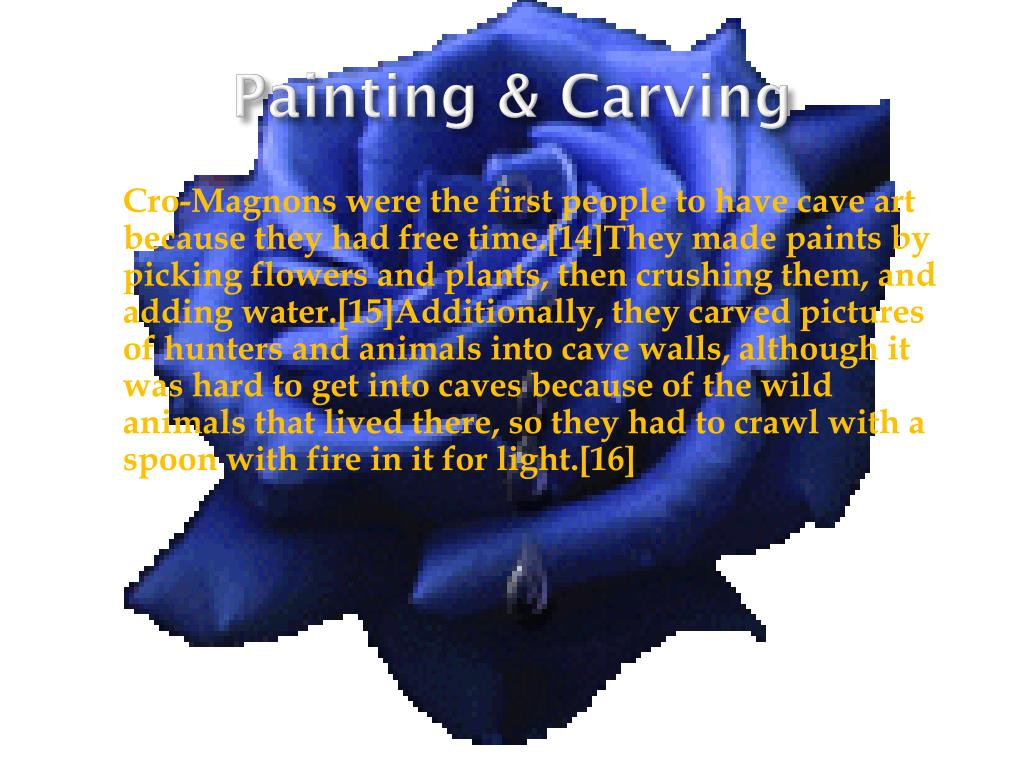 Painting & Carving