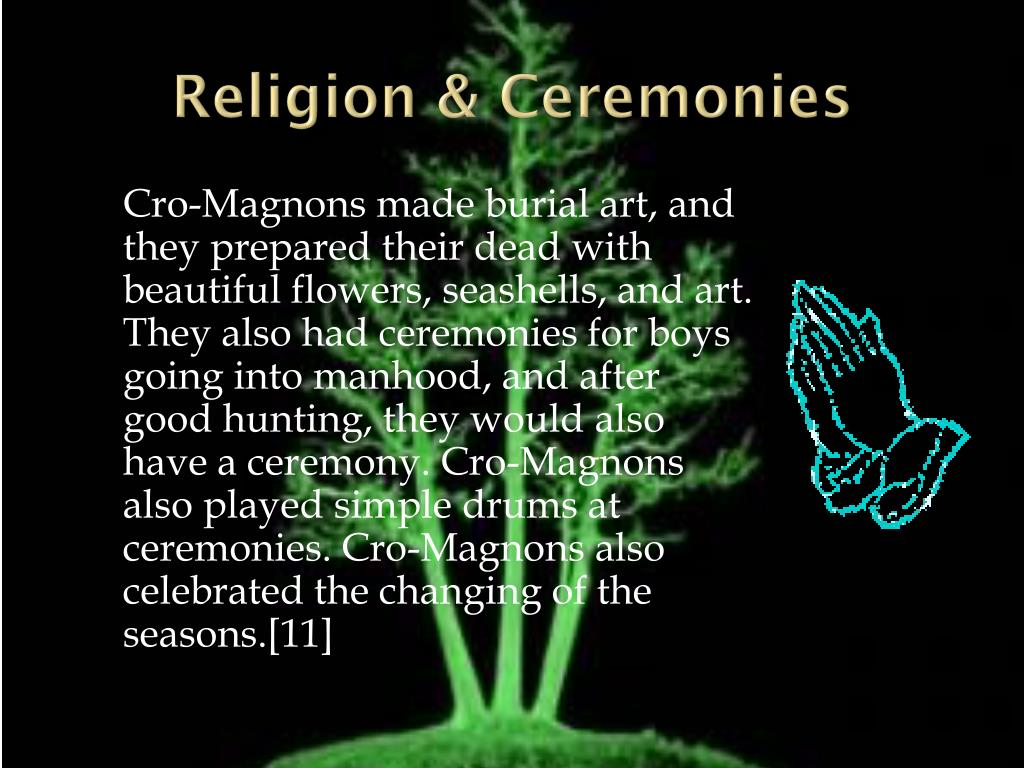 Religion & Ceremonies