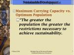 sustainable development7